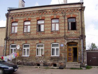 Suwałki- rozbiórka budynku przy ulicy Chłodnej