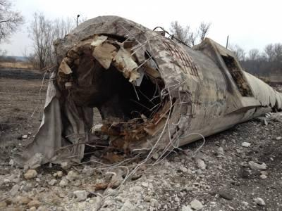 Choroszcz- rozbiórka komina (40m) SPP ZOZ, metoda strzałowa