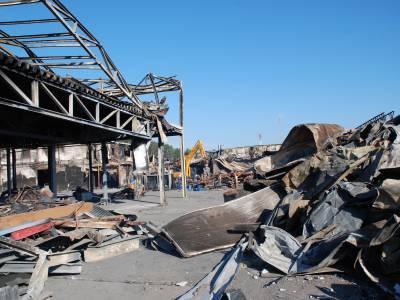 Łyse- rozbiórka budynków Zakładu Przetwórstwa Mięsnego JBB o powierzchni 25000m2